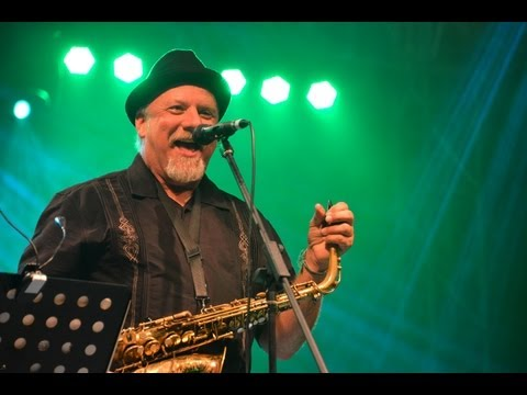 Scott Martin @ Borneo Jazz Sarawak 2013