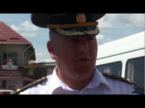 Accident de microbuze la ASCHIM/Durlești