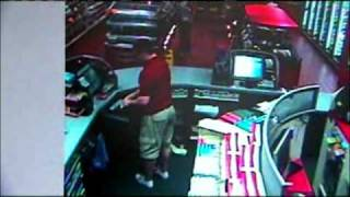Video Shows Violent Robbery At QuikTrip