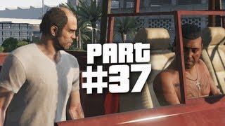 Grand Theft Auto 5 Gameplay Walkthrough Part 37 - Torture (GTA 5)