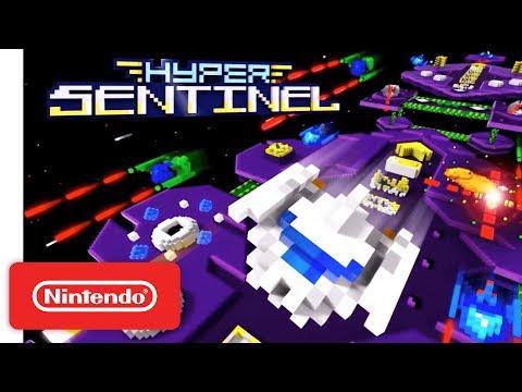 Hyper Sentinel - Nintendo Switch Trailer