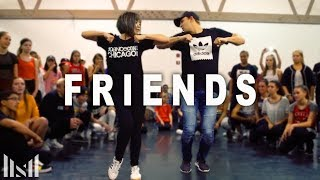 "Download Lagu ""FRIENDS"" - Justin Bieber Dance | Matt Steffanina ft Bailey Sok | DanceCon EP. 5 Gratis STAFABAND"