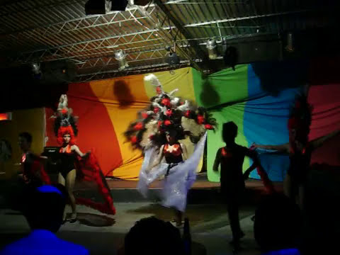 Opening - Tu cuerpo pide salsa (Prestige Trasvesti Show)