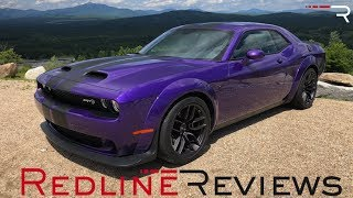 2019 Dodge Challenger SRT Redeye – When A Hellcat Isn't Enough