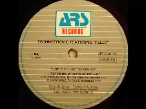 Technotronic - Pump Up The Jam (B-Room Mix)