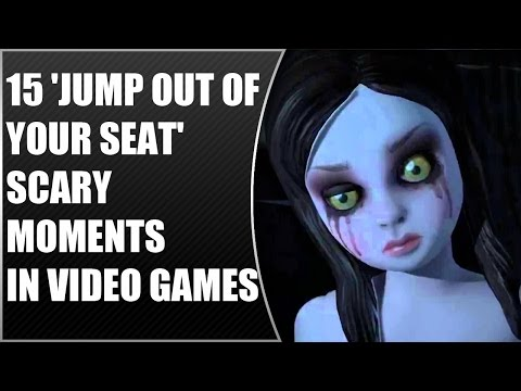 15 'Jump Out of Your Seat' Scary Moments In Video Games