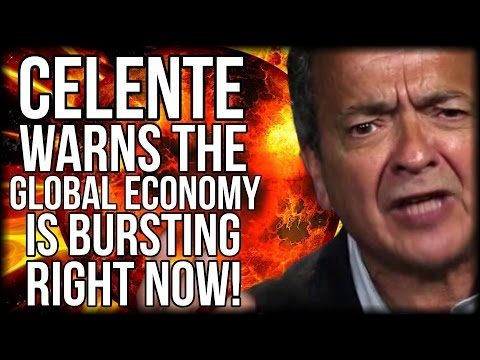 CELENTE WARNS THE GLOBAL ECONOMY IS BURSTING RIGHT NOW!