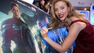 Captain America The Winter Soldier - UK Premiere OFFICIAL UK Marvel | HD