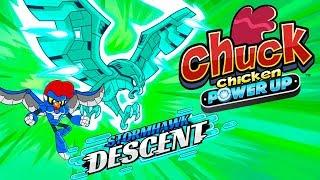 Chuck Chicken Power Up Special Edition - The Desert Raid -  Cartoon Show