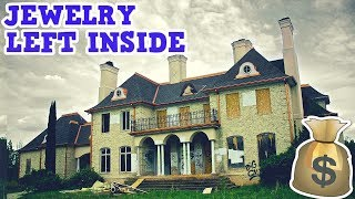 Abandoned Mansion Filled With Expensive Items! (UNREAL)