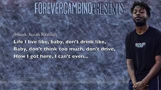 Isaiah Rashad - AA - Lyrics