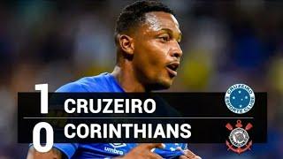 Cruzeiro 1 x 0 Corinthians - Gols e Melhores Momentos (Completo) - Campeonato Brasileiro 14/11/2018