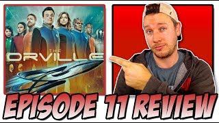 """The Orville Episode 11 Review """"New Dimensions"""" 01x11"""