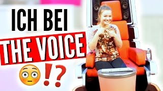 ICH BEI THE VOICE KIDS?! | Julia Beautx