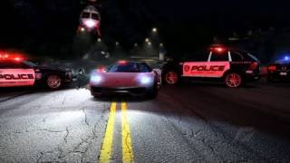 Need for Speed Hot Pursuit Wanted: Porsche 918 Spyder