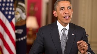 Weekly Address: Let's Get Back to the Work of the American People   10/12/13