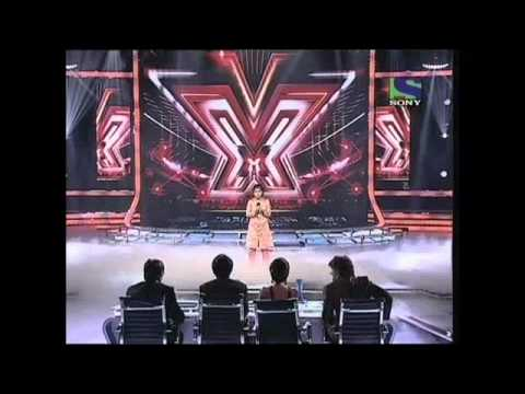 X Factor India - Seema Jhas melodious performance on Piya Bina- X Factor India - Episode 20 - 22nd Jul 2011