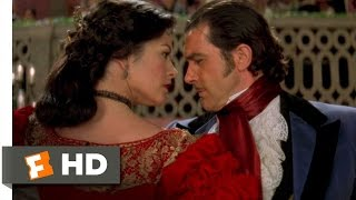 Download The Mask of Zorro (4/8) Movie CLIP - A Very Spirited Dancer (1998) HD 3Gp Mp4