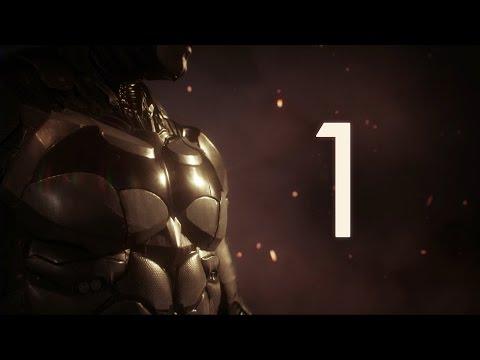 "Official Batman: Arkham Knight – 1 Day"" Trailer Countdown video"
