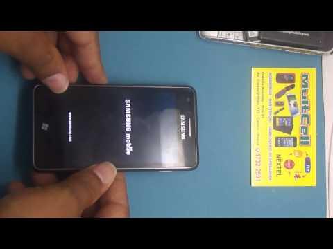 Samsung i900 как сделать хард ресет - HairyTale
