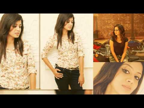 Anjana A Beautiful Girl In Chennai video