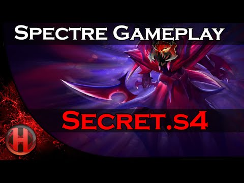 Mask of Madness s4 Spectre Gameplay Dota 2