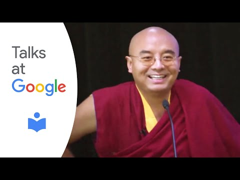 Authors@Google: Mingyur Rinpoche