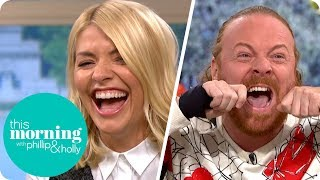 Keith Lemon Thinks Holly Will Do Great on I'm a Celeb | This Morning