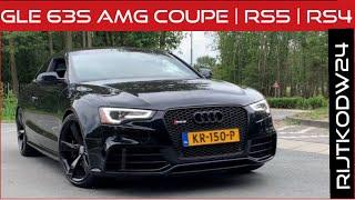 #RIJTKODW Afl. 24: Audi V10, Audi RS5, RS4, BMW 535ix, GLE 63S AMG,