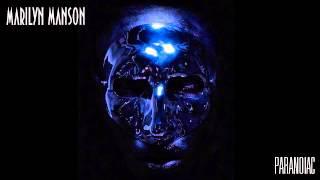 Watch Marilyn Manson Paranoiac video