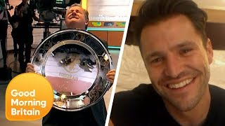 Mark Wright Hangs Up on Piers After Taunting Soccer Aid Loss | Good Morning Britain