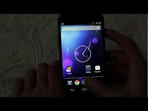 Google Nexus 4 Setup for Straight Talk
