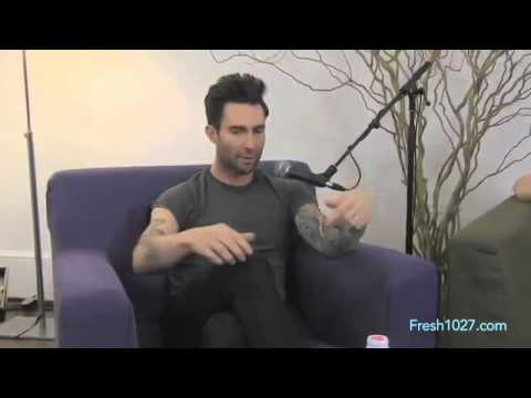 Adam Levine Talks Vitalii Sediuk who stole his GRAMMY seat