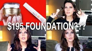 $195 Foundation WTF? | First Impressions