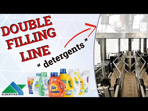 Albertina - Filling line for cleaners 01