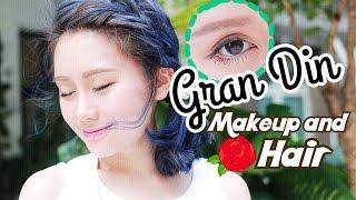 [國語教學] 譚杏藍 Hana Tam - 謝師宴簡單妝 Grad Din Makeup and Hair