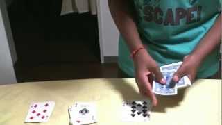 Card Trick #10 Math Magic