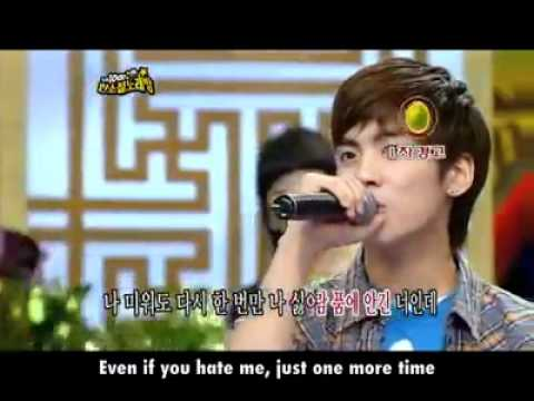2008.11.09 Song Challenge - SHINee Music Videos