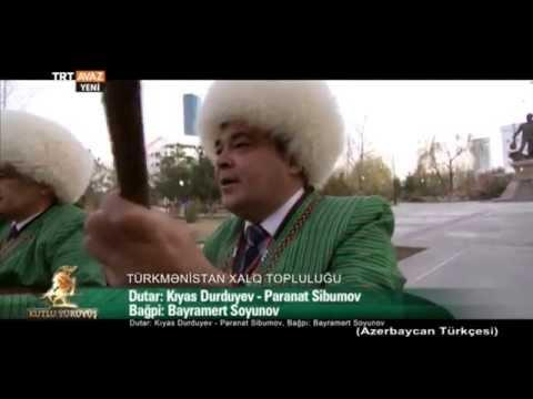 Orhun'dan Malazgirt'e Kutlu Yürüyüş (Türkmenistan) - TRT Avaz