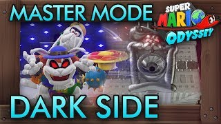 Super Mario Odyssey (Master Mode) - Dark Side Kingdom (All Broodals At Once)