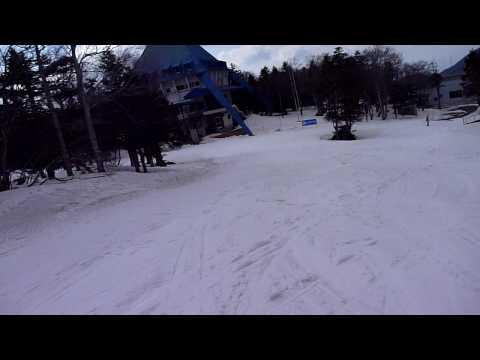 2010/5/1 GWの蔵王温泉スキー場