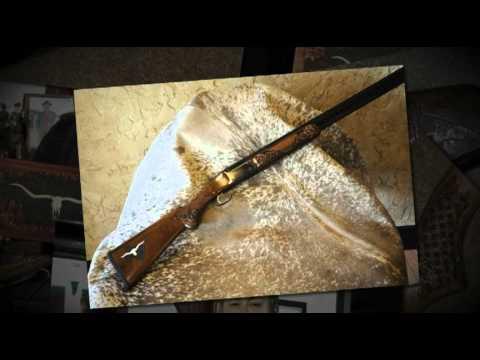 Jose Valencia Gun Stock and Wood Carving Artist