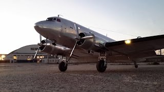 Guillows  DC- 3 Build