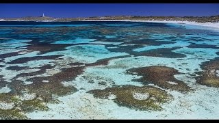 The Crystal clear waters of Rottnest Island