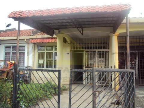 For sale 1 storey terrace house in taman seremban jaya for Where can i watch terrace house