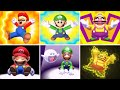 download mp3 dan video Mario Sports Superstars - All Characters Win & Loss Animations (Golf)