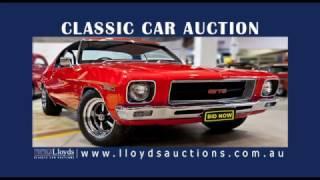 Online Classic Cars Auction Ad - January 28th 2017
