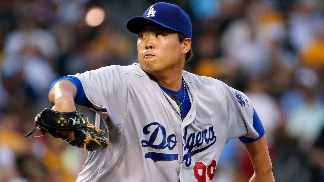Ryu Hyun Jin Wallpaper Hyun Jin Ryu 2014 Highlights