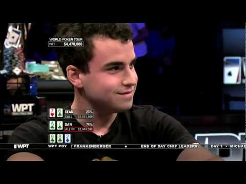 "WPT LA Poker Classic: Sean Jazayeri vs. Dan ""DJK 123"" Kelly"