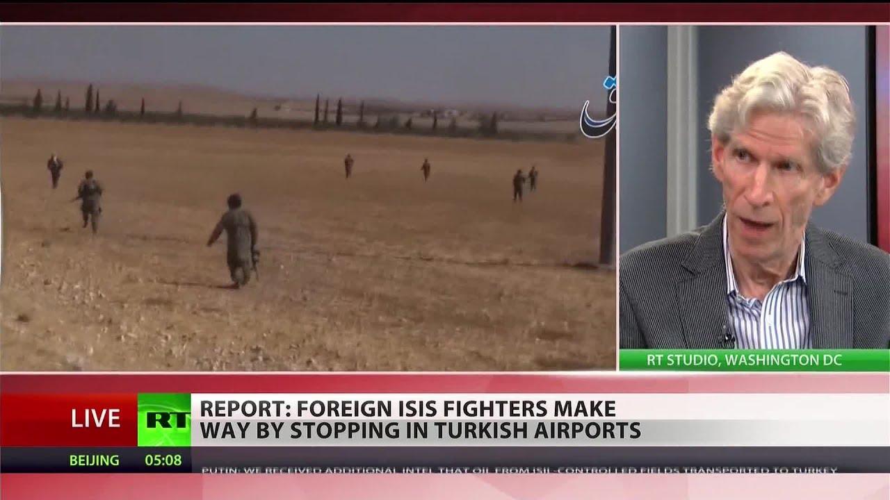 Turkey enables ISIS and Al-Nusra - Porter